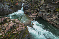 Sanit Mary Falls, Glacier National Park Montana