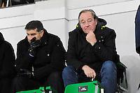 Gervais MARTEL - 06.02.2015 - Saint Etienne / Lens - 24eme journee de Ligue 1 -<br />Photo : Jean Paul Thomas / Icon Sport