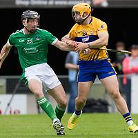 Limerick's Pat Ryan V Clare's Jason McCarthy