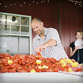 Como And The Giant Crawfish