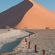 Dune 32 and track