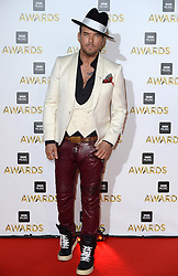Matt Goss arriving at the BBC Music Awards 2016, Excel Docklands, London.Picture Credit Should Read: Doug Peters/EMPICS Entertainment