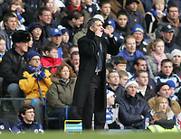 Photo: Lee Earle.<br /> Chelsea v Fulham. The Barclays Premiership. 26/12/2005. Chelsea manager Jose Mourinho.