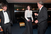 ALEX JAMES; CLAIRE NEATE; JEREMY CLARKSON, GQ Men of the Year awards. The royal Opera House. Covent Garden. London. 6 September 2011. <br /> <br />  , -DO NOT ARCHIVE-&copy; Copyright Photograph by Dafydd Jones. 248 Clapham Rd. London SW9 0PZ. Tel 0207 820 0771. www.dafjones.com.
