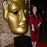 Dani Harmer arrivers at the BAFTA Children's Awards 2018 at Roundhouse on 25 November 2018, London, UK.