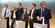 TV debate between PD candidates to Rome mayor