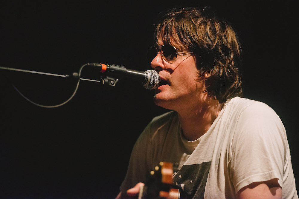Photos of Spiritualized Acoustic Mainline performing live at Andrews Theater in Ásbrú for ATP Iceland 2014 in Keflavík, Iceland. July 10, 2014. Copyright © 2014 Matthew Eisman. All Rights Reserved
