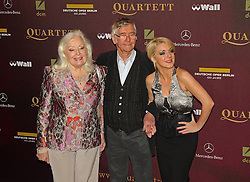 Gwyneth Jones, Tom Courtenay and Sheridan Smith during the German premiere of Quartet,  Berlin, Germany, January 20, 2013. Photo by Imago / i-Images...UK ONLY