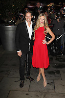 LONDON - DECEMBER 14:   Brendan Cole and Zoe Cole attend the English National Ballet Christmas Party at St Martins Lane Hotel, London, UK on December 14, 2011. (Photo by Richard Goldschmidt)