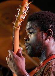 Leon Duncan performs (Monty Alexander Harlem-Kingston Express), 2011<br /> Photo by Darrin Zammit Lupi