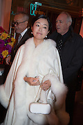 MARIKO MORI, Gala Opening of RA Now. Royal Academy of Arts,  8 October 2012.