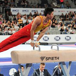 World Cup Gymnastics    Melbourne   24 February 2018