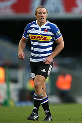 Werner Kok of Western Province during the Currie Cup Premier Division match between the DHL Western Province and the Pumas held at the DHL Newlands rugby stadium in Cape Town, South Africa on the 17th September  2016<br /> <br /> Photo by: Shaun Roy / RealTime Images