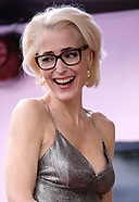 Gillian Anderson Receives a Star on the Walk of Fame