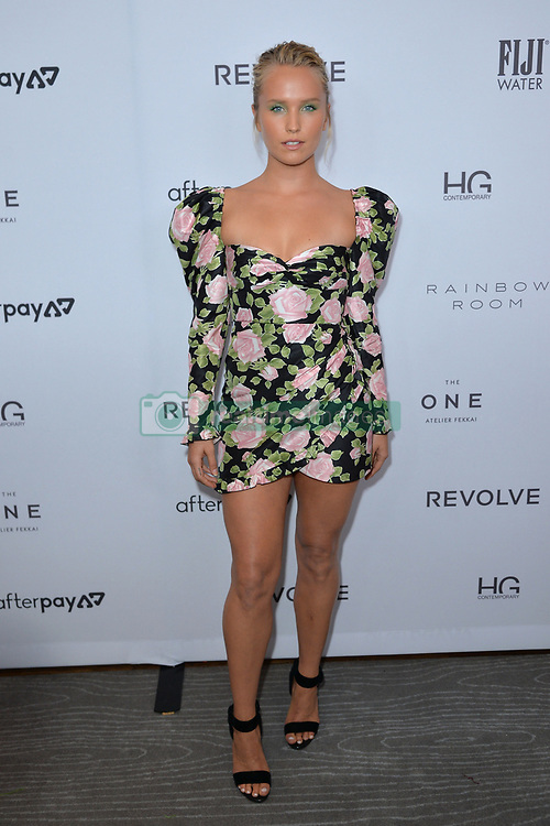 September 5, 2019, New York, NY, USA: September 5, 2019  New York City..Sailor Brinkley-Cook  attending The Daily Front Row Fashion Media Awards arrivals on September 5, 2019 in New York City. (Credit Image: © Kristin Callahan/Ace Pictures via ZUMA Press)