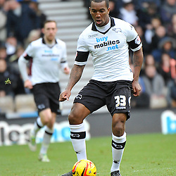 Derby County FC V Blackpool | Championship | 7 December 2013