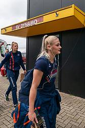 30-05-2019 NED: Volleyball Nations League Netherlands - Poland, Apeldoorn<br /> Hester Jasper #13 of Netherlands, Eline Timmerman #31 of Netherlands