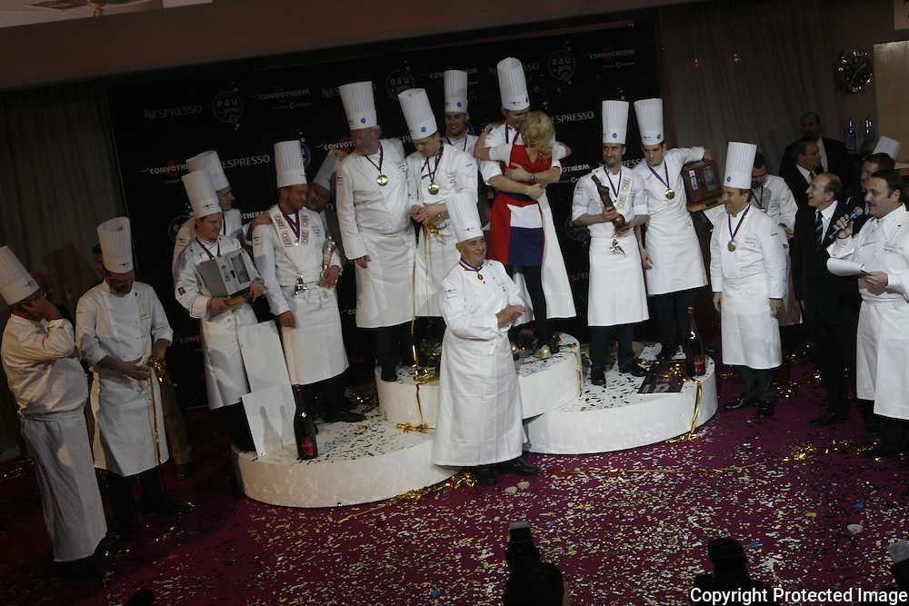 geir skeie, winner of - bocuse d'or - from Norway..Owen Franken for the NY Times..January 28, 2009.