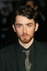 © Licensed to London News Pictures. 08/10/2014, UK. Matthew Beard, The Imitation Game - BFI London Film Festival Opening Night Gala, Leicester Square, London UK, 08 October 2014. Photo credit : Richard Goldschmidt/Piqtured/LNP