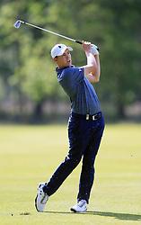 England's Matthew Fitzpatrick during day three of the 2017 BMW PGA Championship at Wentworth Golf Club, Surrey.