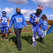 HIGH SCHOOL FOOTBALL 2018 - NOV 3 - A.I. duPont Tigers DEFEATED Brandywine Bulldogs 48-12