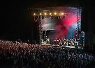 """Magic System était sur la scène du """"Festival Scene sur Sambre"""" à Thuin, Belgique"""