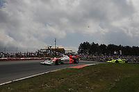 Ryan Briscoe, Honda 200, Mid-Ohio Sports Car Course, Lexington, OH USA  8/9/08