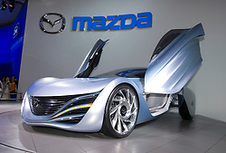Mazda Taiki concept sports car at Tokyo Motor Show 2007