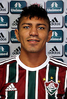 "Brazilian Football League Serie A /<br /> ( Fluminense Football Club ) -<br /> Edson Felipe da Cruz "" Edson """