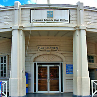 Cayman Islands Post Office in George Town, Grand Cayman<br />