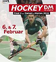 2016 55. Hallen-Endrunde Damen & Herren  Lübeck