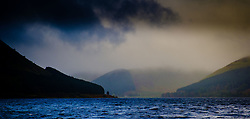 Storm clouds over a wild and windy St Mary's Loch in the Scottish Borders<br /> <br /> (c) Andrew Wilson | Edinburgh Elite media