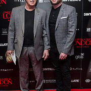 Billy Murray Arrivers at Once Upon a Time in London - London premiere of the rise and fall of a nationwide criminal empire that paved the way for notorious London gangsters the Kray Twins and the Richardsons at The Troxy 490 Commercial Road, on 15 April 2019, London, UK.