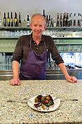 Neufelden, Austria. The gourmet restaurant at Genießerhotel Mühltalhof.<br /> Helmut Rachinger.