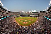 Globe Life Park Texas Rangers Architectural photographer in Arlington, Texas.