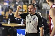 DESCRIZIONE : Campionato 2014/15 Virtus Acea Roma - Giorgio Tesi Group Pistoia<br /> GIOCATORE : Maurizio Biggi<br /> CATEGORIA : Arbitro Referee Mani<br /> SQUADRA : AIAP<br /> EVENTO : LegaBasket Serie A Beko 2014/2015<br /> GARA : Dinamo Banco di Sardegna Sassari - Giorgio Tesi Group Pistoia<br /> DATA : 22/03/2015<br /> SPORT : Pallacanestro <br /> AUTORE : Agenzia Ciamillo-Castoria/GiulioCiamillo<br /> Predefinita :