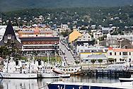 Argentina. Ushuaia. Ushuaia  Ushuaia -   <br /> /<br /> Ushuaia, la ville la plus australe de la planete  Ushuaia - Argentine <br /> /<br /> USHU001