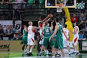 DESCRIZIONE : Treviso Eurocup Finals 2010-11 3rd-4th Place 3-4 posto Benetton BWin Treviso Cedevita Zagabria Zagreb <br /> GIOCATORE : Corsley Edwards<br /> SQUADRA : Cedevita Zagabria Zagreb<br /> EVENTO : <br /> GARA : Benetton BWin Treviso Cedevita Zagabria Zagreb <br /> DATA : 17/04/2011 <br /> CATEGORIA : Rimbalzo<br /> SPORT : Pallacanestro <br /> AUTORE : Agenzia Ciamillo-Castoria/G. Contessa<br /> GALLERIA: Eurocup 2011 -2011 <br /> FOTONOTIZIA: Treviso Eurocup Finals 2010-11 3rd-4th Place 3-4 posto Benetton BWin Treviso Cedevita Zagabria Zagreb <br /> PREDEFINITA: