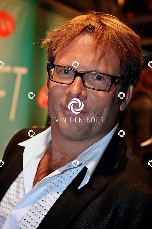 AMSTERDAM - Patrick Lodiers op de premiere van de film Loft dinsdag in Amsterdam. De film is vanaf 16 december in de Nederlandse bioscopen te zien. FOTO LEVIN DEN BOER - PERSFOTO.NU