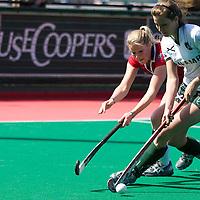 Hockey | Rotterdam - Laren - Rabo Hoofdklasse Dames 09/10