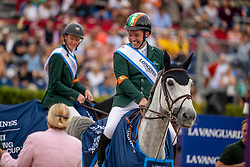 O'Connor Cian, IRL<br /> Longines FEI Jumping Nations Cup Final<br /> Challenge Cup - Barcelona 2019<br /> © Dirk Caremans<br />  06/10/2019