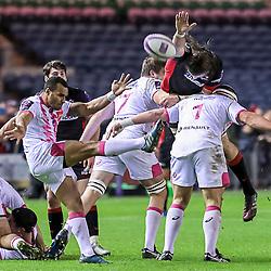 Edinburgh Rugby v Stade Francais | European Challenge Cup | 10 December 2016