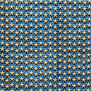 Wall of stars at the World War II Memorial in Washington DC.