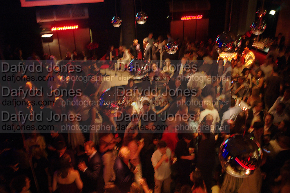 Opening Night Party of the first  cards tournament hosted by online poker website World Poker Exchang. Old Billingsgate Market, London. 3 August 2005. ONE TIME USE ONLY - DO NOT ARCHIVE  © Copyright Photograph by Dafydd Jones 66 Stockwell Park Rd. London SW9 0DA Tel 020 7733 0108 www.dafjones.com