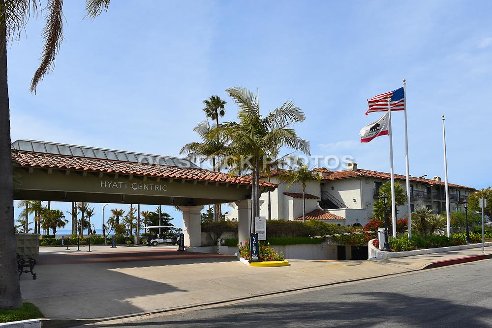 Hyatt Centric Hotel Across From East Beach in Santa Barbara