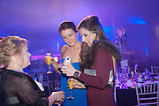 MEGAN PEBERDY; VICTORIA FREER; ASHLING TOOLAN, Quorn Hunt Ball, Stanford Hall. Standford on Soar. 25 January 2014