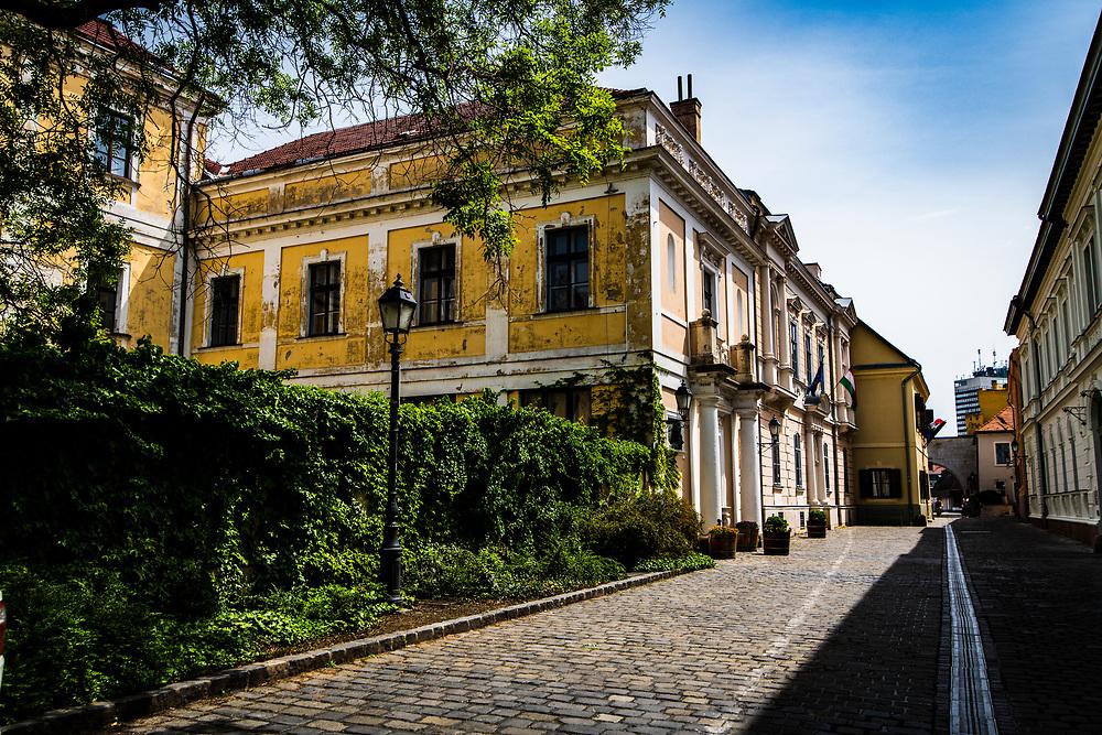 Veszprem old city
