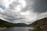 Rio Grande Reservoir, Hinsdale County, CO.