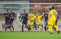 TonciMujan of NK Domzale during football match between NK Domzale and NK Maribior in 18th Round of Prva liga Telekom Slovenije 2018/19, on November 11, 2018 in Sportni Park, Domzale, Slovenia. Photo by Vid Ponikvar / Sportida