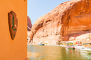 Lake Powell Rainbow Bridge Tourist Area
